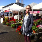 Alexandra at Proctor Farmers' Market
